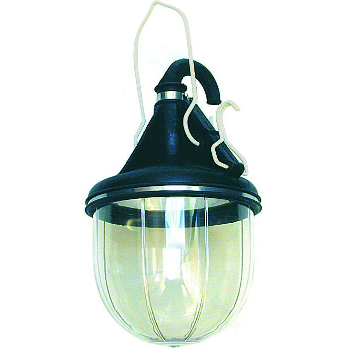 h ngende lampe ip 55 30 watt e 27 med l g. Black Bedroom Furniture Sets. Home Design Ideas
